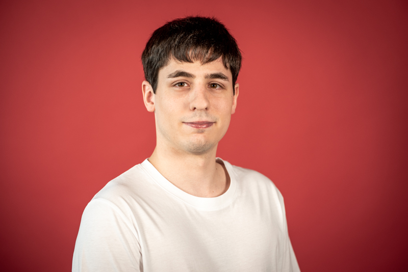Mike Baier | Trainee Informatik